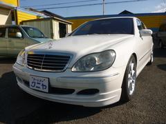 M・ベンツS500L