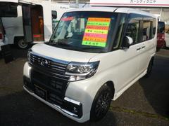 タントカスタムX トップエディションリミテッドSAIII ナビ付