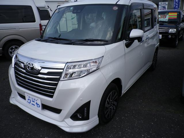 トヨタ カスタムG コンフォート ナビレディPスペアタイヤ付SDナビ