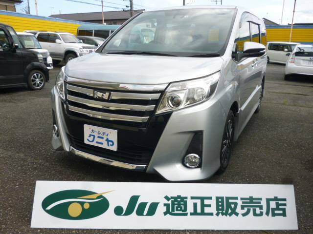 トヨタ ノア Si 純正ナビ Bカメラ ワンオーナー車 セーフティセンス