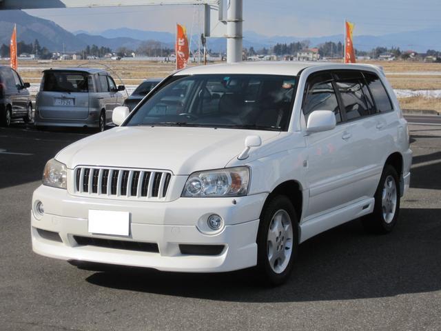 トヨタ 2.4S FOUR 4WD