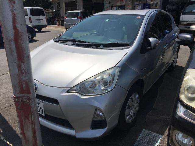 「トヨタ」「アクア」「コンパクトカー」「栃木県」の中古車
