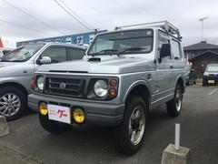 ジムニーワイルドウインド 4WD ターボ 5MT 社外マフラー