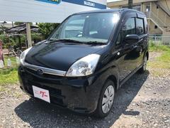 ステラL ブラックインテリアセレクション ナビ TV 軽自動車