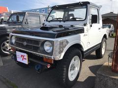 ジムニー4WD フロア5MT ターボ エアコン アルミホイール