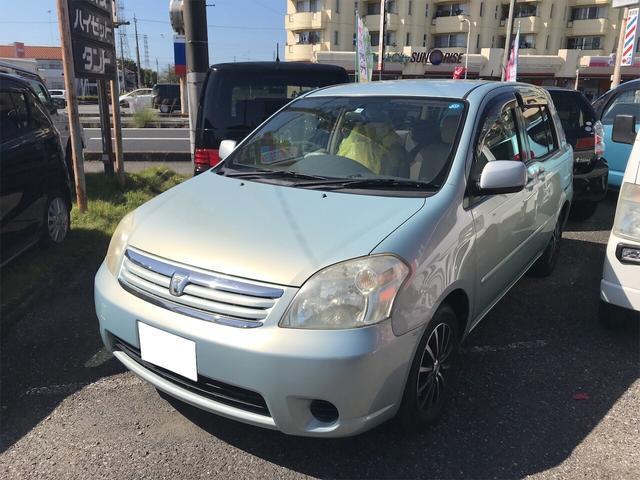 「トヨタ」「ラウム」「ミニバン・ワンボックス」「栃木県」の中古車