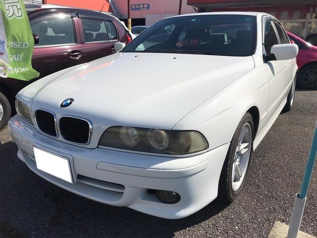 BMW 525i サンルーフ ETC AW クルコン AC AT