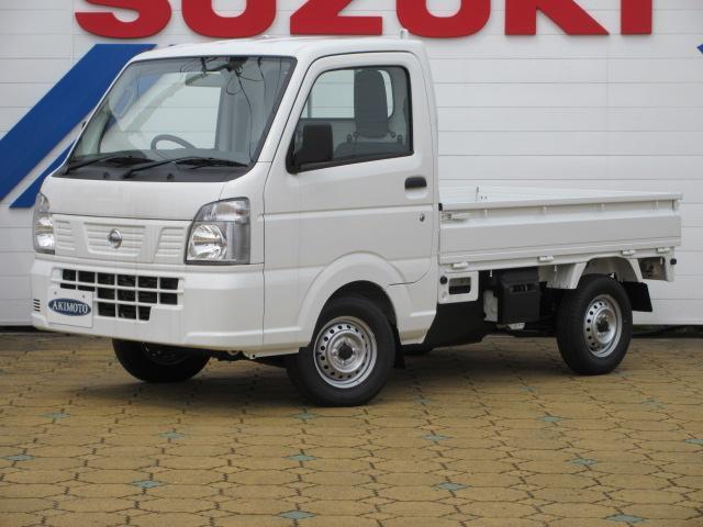 日産 DX 4WD 5M/T 点検整備&保証付