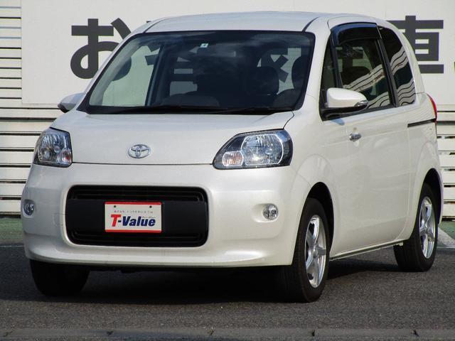 トヨタ ポルテ X 4WD 電動スライドドア CDオーディオ Wエアバック ABS