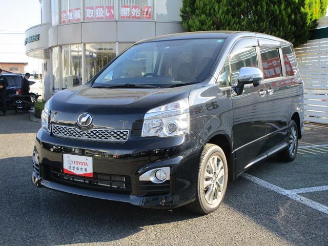 トヨタ ZS 4WD 7人乗り HDDナビ フルセグTV バックカメラ 両側電動スライドドア HID スマートキー 16AW ETC