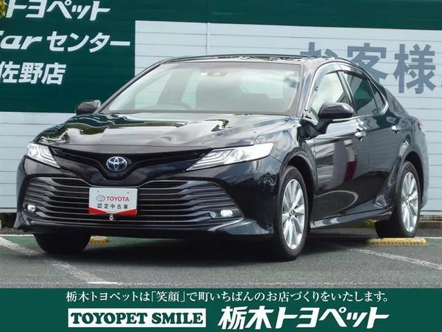 トヨタ カムリ G ナビ TV ワンオーナー 試乗車 ETC バックモニター