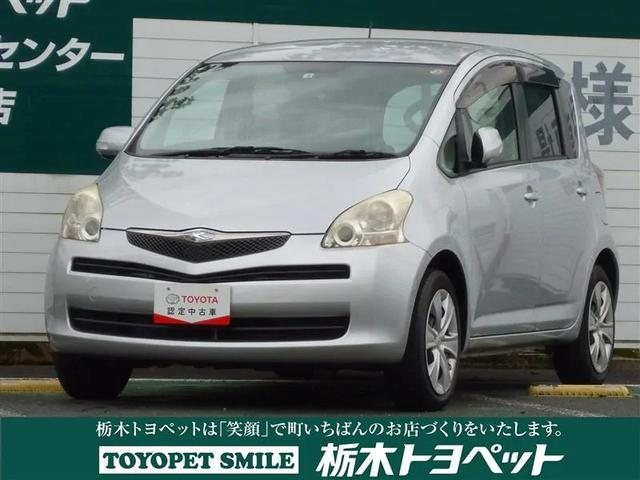 トヨタ X ワンオーナー CD再生機能 モケット キーレスエントリー