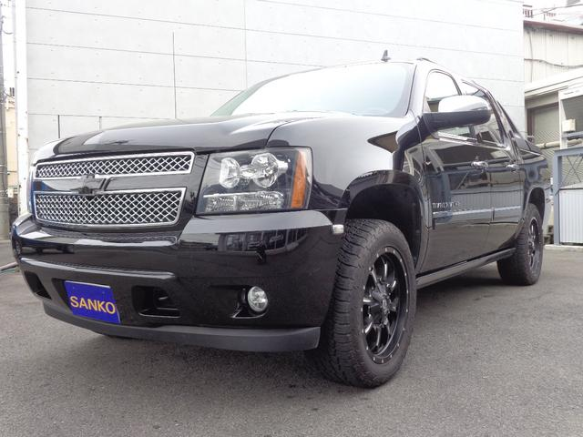 Photo of CHEVROLET CHEVROLET AVALANCHE LTZ / used CHEVROLET