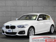 BMW118i Mスポーツ 正規ディーラー車 メーカー保証付