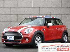 MINIクーパーD 2017年モデル 純正ナビ メーカー保証付