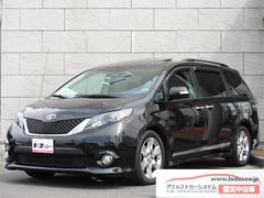 シエナSE 新車並行車 ワンオーナー 社外HDDナビ/地デジ