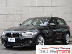 BMW118d Mスポーツ レザースポーツシート メーカー保証付き