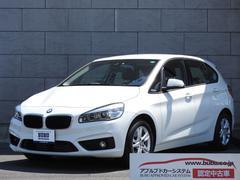 BMW218dアクティブツアラー ヘッドアップディスプレイ 保証付