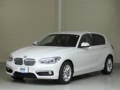 BMW118i スタイル 純正HDDナビ ハーフレザー キセノン