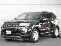 フォード エクスプローラーXLT エコブースト 正規ディーラー車 メーカー保証付