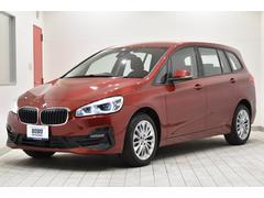 BMW218dグランツアラー ワンオーナー 純正HDDナビ