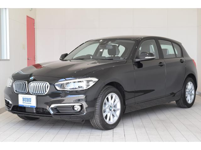 BMW 118d スタイル メーカー保証付き 純正HDDナビ ETC
