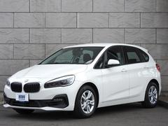 BMW218iアクティブツアラー プラスPKG コンフォートPKG