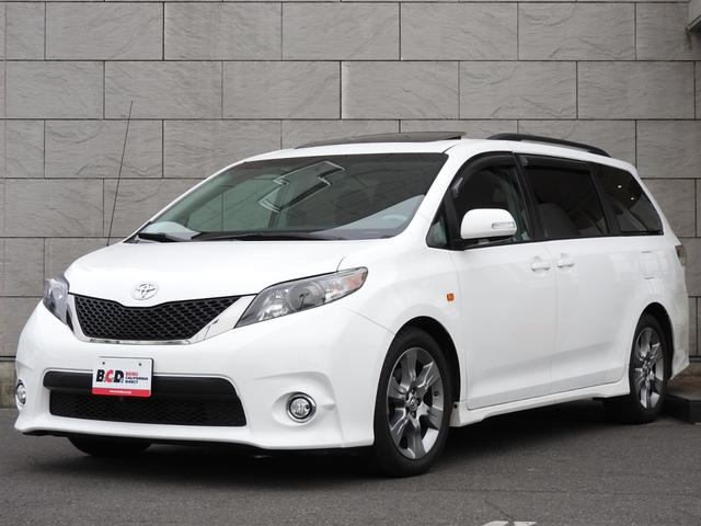 米国トヨタ SE 新車並行 ALPINE8インチナビ/地デジ サンルーフ