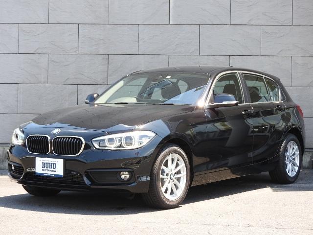 BMW 118i ワンオーナー メーカー保証付 プラスパッケージ