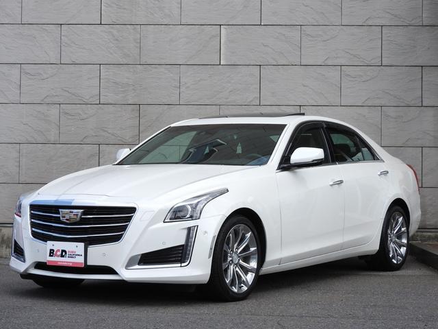 キャデラック プレミアム AWD ホワイトエディション 限定5台特別仕様車