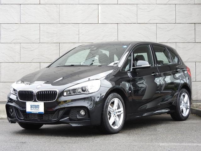 BMW 218iアクティブツアラー Mスポーツ ワンオーナー