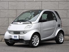 スマートフォーツークーペベースグレード 正規ディーラー車 ユーザー買取車両 カロッツェリアオーディオ ガラスサンルーフ キーレス 15インチAW