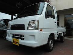 サンバートラックTB 4WD 5速マニュアル エアコン エアバック