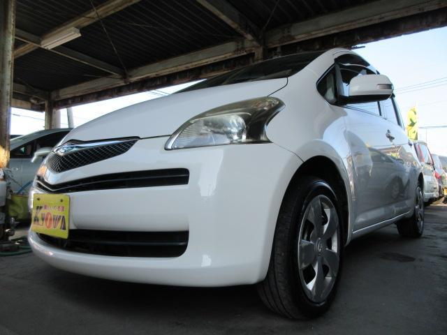 トヨタ ラクティス X CD キーレス ETC 電動格納ミラー 3ヶ月保証付