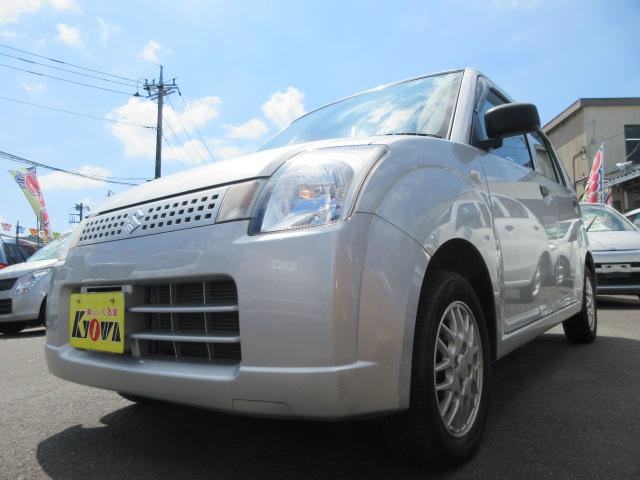 スズキ E 5速マニュアル フル装備 アルミ ワンオーナーカー 3ヶ月保証付