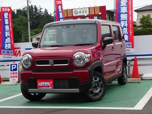 スズキ ハスラー ハイブリッドG 4WD