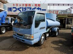 アトラストラックバキューム車