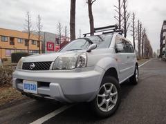 エクストレイルXtt 4WD ナビTV Bモニター シートヒーター