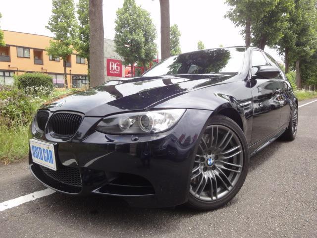 BMW M3 M3 黒革シート 禁煙車 バックカメラ