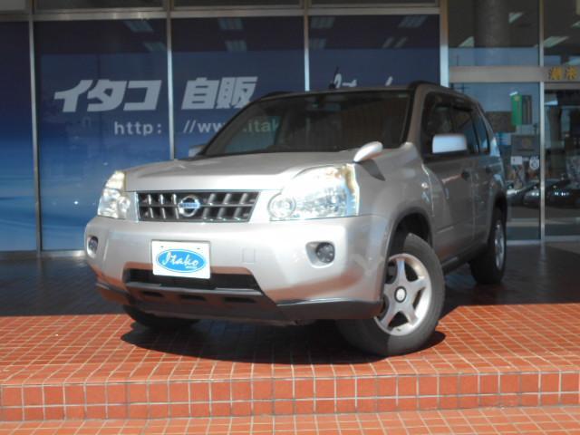 日産 20S 4WD HDDナビ 地デジ ETC キーレス