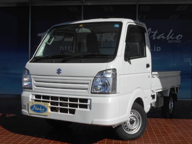 KCエアコン・パワステ ナビ ワンセグTV 4WD