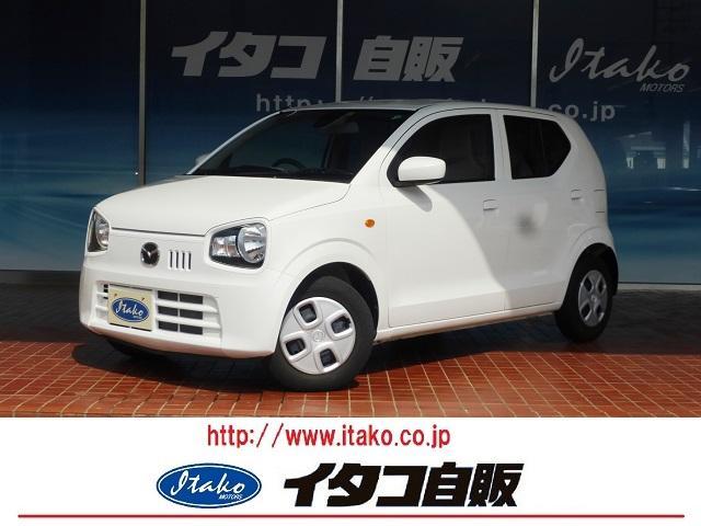 マツダ キャロル GS CD キーレス シートヒーター 衝突軽減ブレーキ