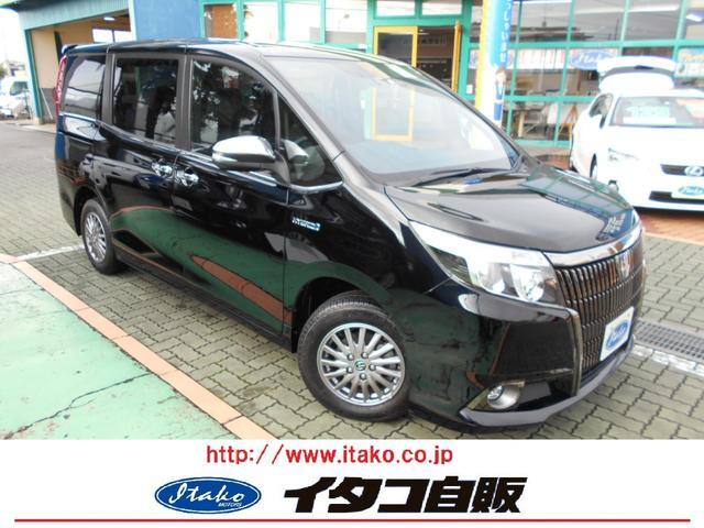 トヨタ エスクァイア Gi ブラックテーラード 特別仕様車 セーフティセンス搭載