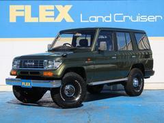 ランドクルーザープラドSXワイド 輸出15インチ BFG33 クリスタル灯火