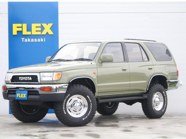 トヨタ SSR-X ワイド シダーグリーン DEAN BFG