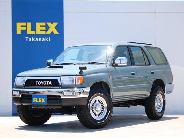 トヨタ SSR-X Vセレクション アンヴィル DEAN BFG