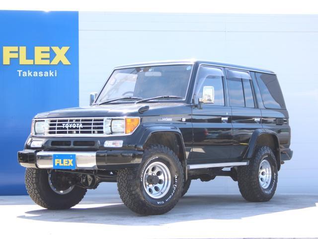 トヨタ SXワイドリミテッド ブラックII 2UP ジムライン