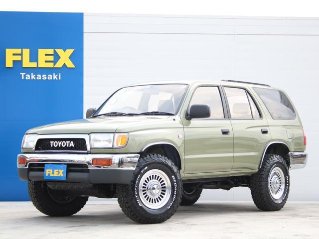 トヨタ SSR-X ワイド シダーグリーン ナロー DEAN BFG