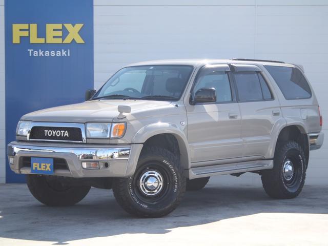 トヨタ SSR-X 買取直販車 3400ccガソリン オールペイントベージュ DEANクロスカントリーA16インチAW BFG275タイヤ TOYOTAグリル ブラックシートカバー LEDテールランプ
