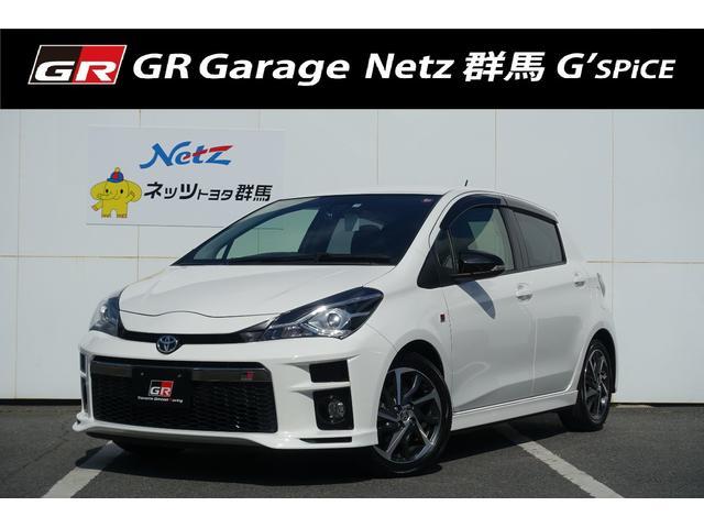 トヨタ ヴィッツ GRスポーツ S-CVTパドルシフト 純正SDナビ ETC